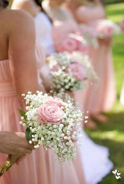 Wedding Flowers: Peonies | Woman Getting Married