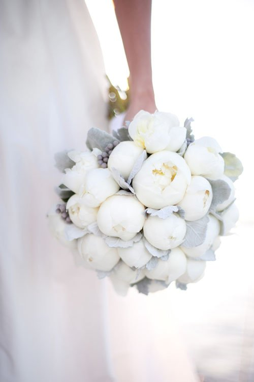 Peonies Wedding Ideas 16