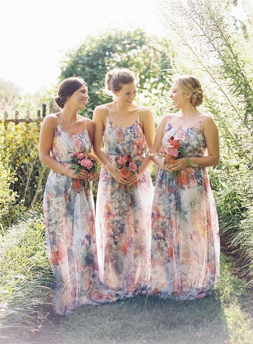 29 Breathtaking Spring Wedding Ideas Woman Getting Married