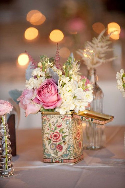 antique wedding decorations 21 vintage wedding ideas 1329