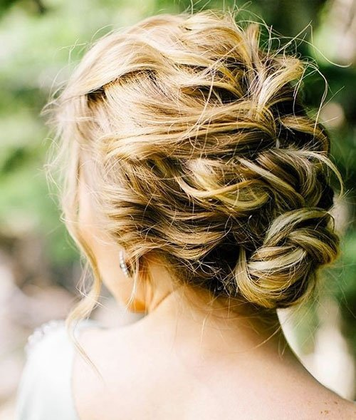 Amazing Wedding Hairstyles: 10 Amazing Wedding Hairstyles For Curly Hair