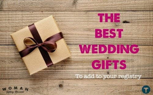 5 gifts that should be on every wedding registry best wedding registry junglespirit Choice Image