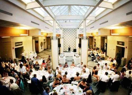 franklin park conservatory wedding cost