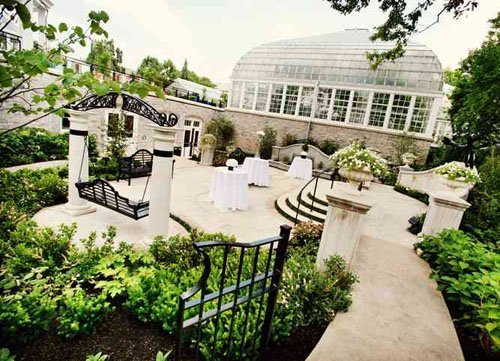 franklin park conservatory wedding cost