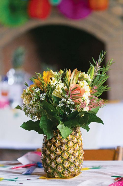 fruit-centerpiece-wedding-11 & 20 Fruit Centerpieces for Every Season | Woman Getting Married