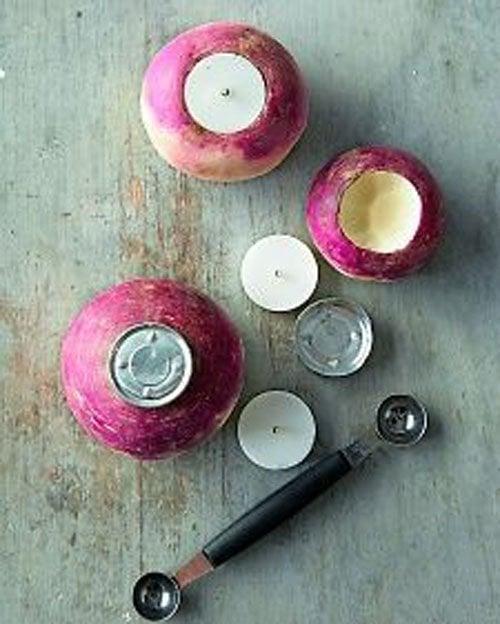 fruit votive