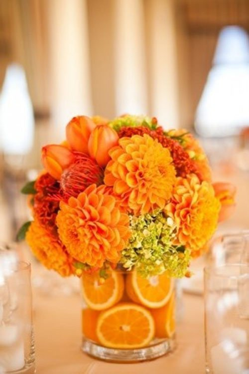 Awesome 20 Fruit Centerpieces For Every Season Woman Getting Married Complete Home Design Collection Barbaintelli Responsecom