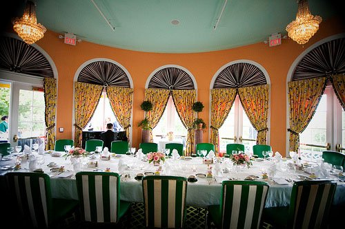 Grand Hotel Mackinac Island Wedding Venue