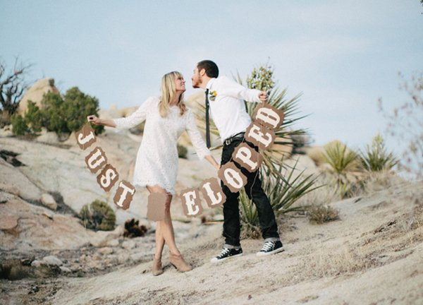 What to Wear Elopement Ideas