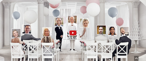 Ikea Launching Online Wedding Tool Woman Getting Married