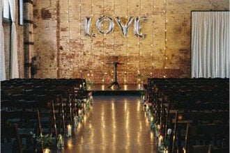 14 Unexpected Wedding Ideas For Lofts