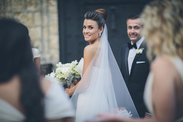Real Weddings Zola: Real Wedding: Krystina And Gabriel