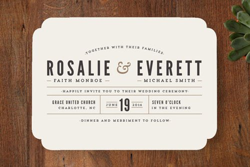 15 minted wedding invitations we love | woman getting married, Wedding invitations