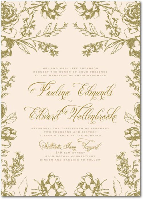 15 wedding paper divas wedding invitations we love online wedding invitations wedding paper divas 12 junglespirit Gallery