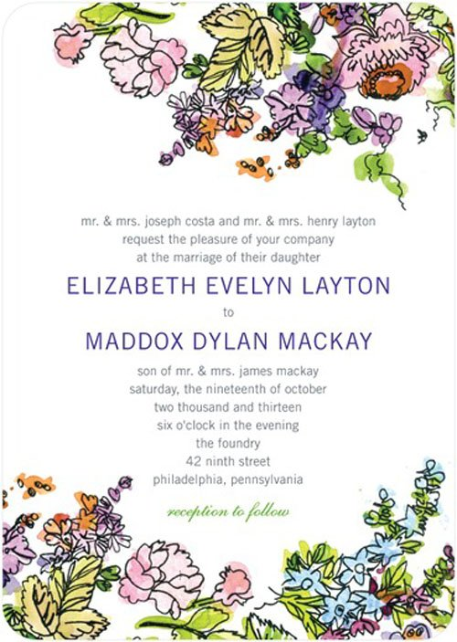 15 wedding paper divas wedding invitations we love online wedding invitations wedding paper divas 7 junglespirit Gallery