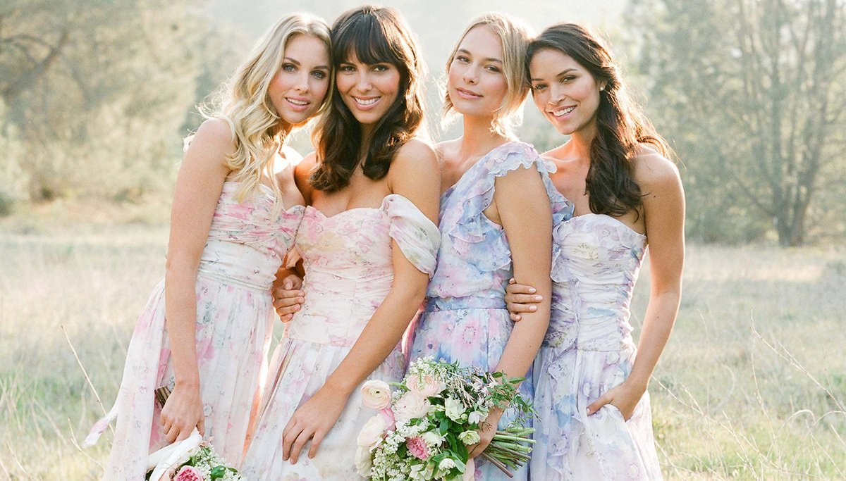 Bridesmaid Pick: Plum Pretty Sugar