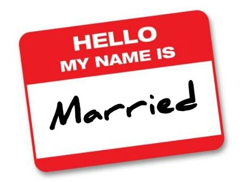 Name change after marriage california