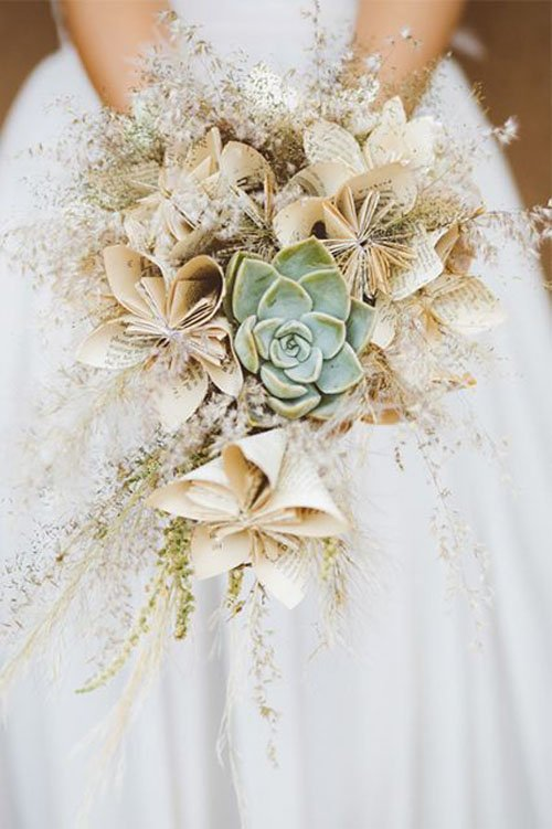 14 Unique Wedding Bouquets