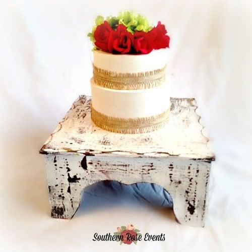 Wedding Cake Stands 12
