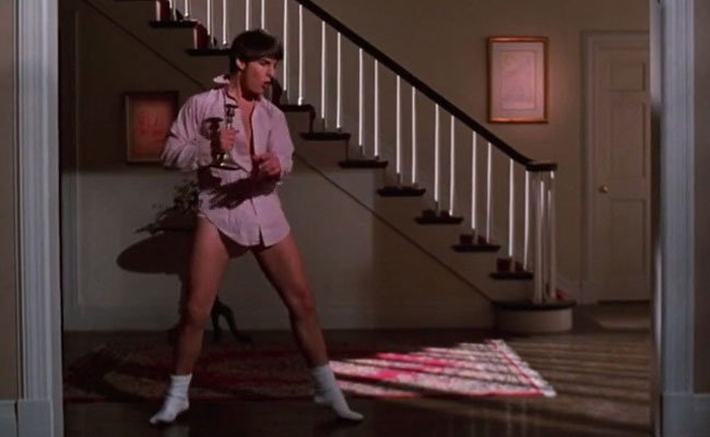 risky business shirt