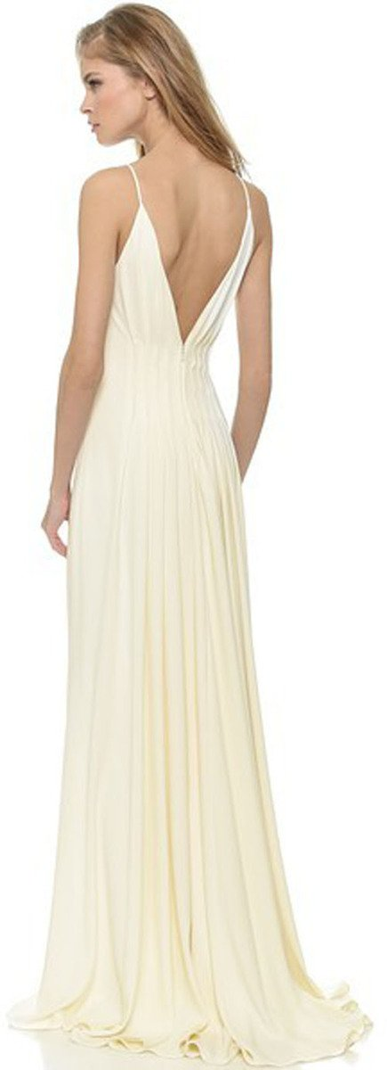 Badgley Mischka Collection Open Back Gown • Badgley Mischka • $695