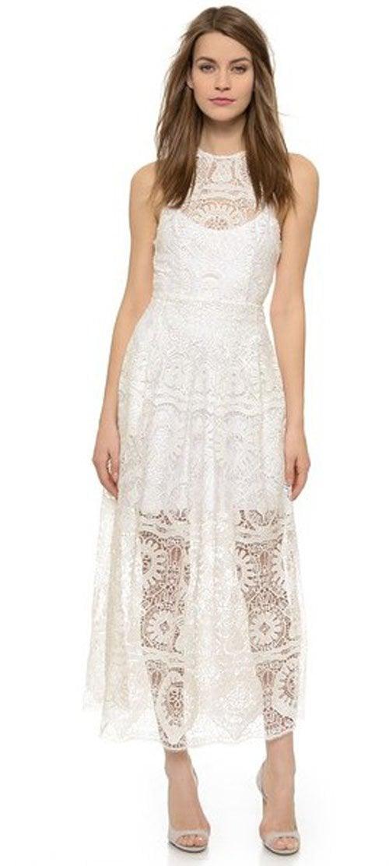 Alex Perry Madelina Midi Dress • $1,795