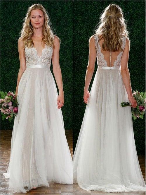 Beach Wedding Dresses to Inspire You