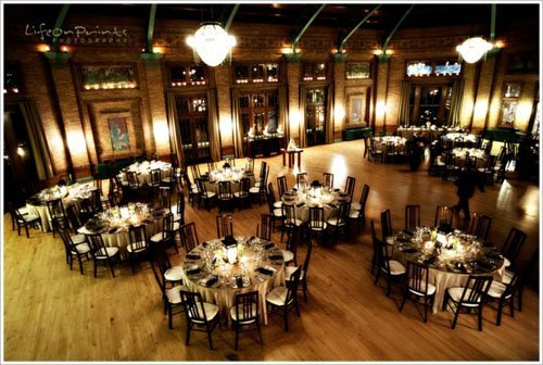 Cafe Brauer Wedding Venue
