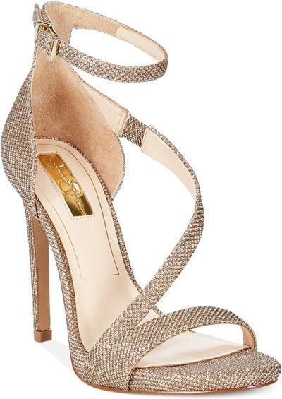 Gorgeous bridal shoes under $100.