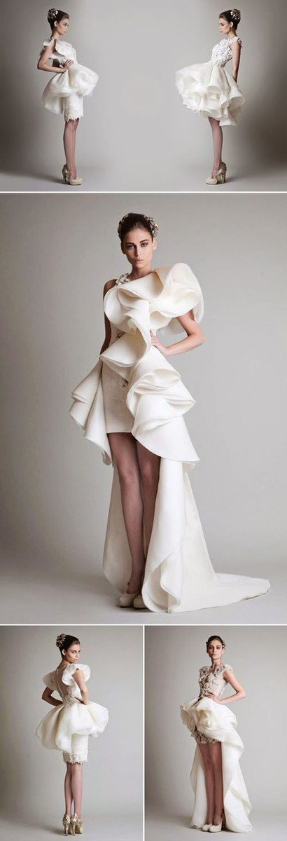 21 short wedding dresses we want now short wedding dresses 16 junglespirit Gallery