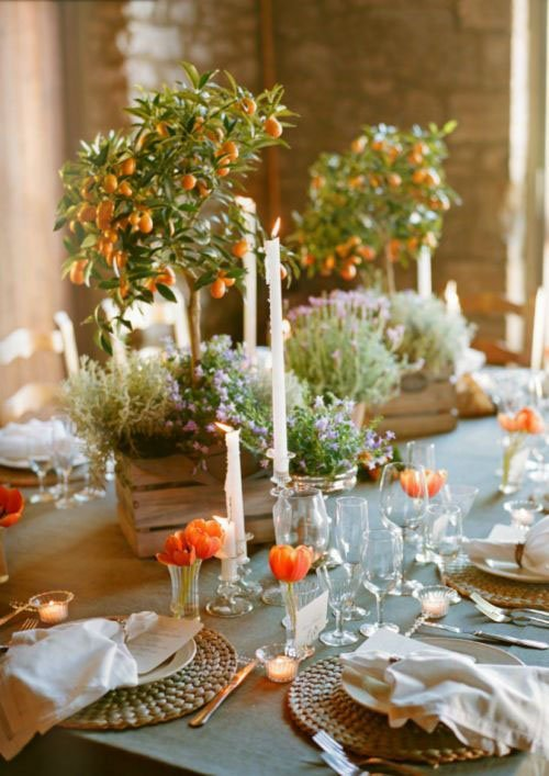 tuscany wedding theme 18