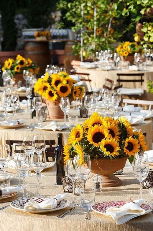 tuscany wedding theme 44