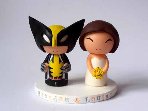 9 Wedding Cake Toppers For Every Style