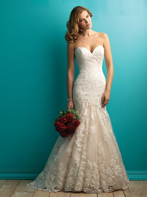 10 Gorgeous Allure Bridals Gowns