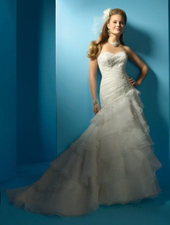 Our Favorite Alfred Angelo Wedding Dresses