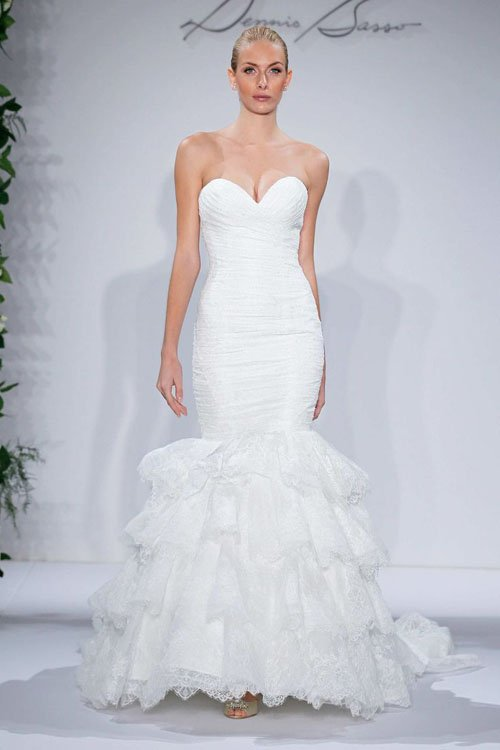 10 Amazing Dresses from the Dennis Basso Bridal Collection