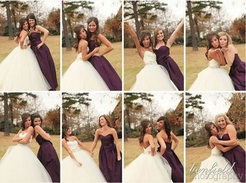 Capture Moments With Your Bridesmaids
