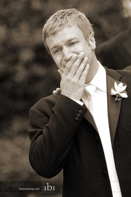 These Grooms Reactions Are Priceless