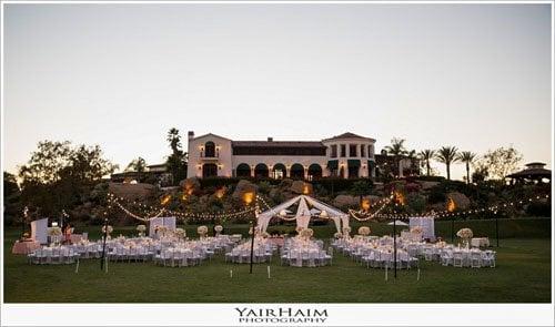 Hummingbird Nest Ranch Wedding Venue