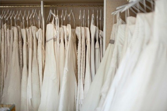 pre owned wedding dress aside from sample sales