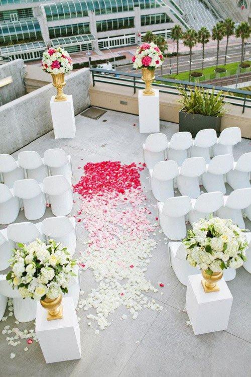 Collect Ombre Rose Petals