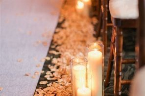 17 Awesome Ideas For Your Ceremony Aisle