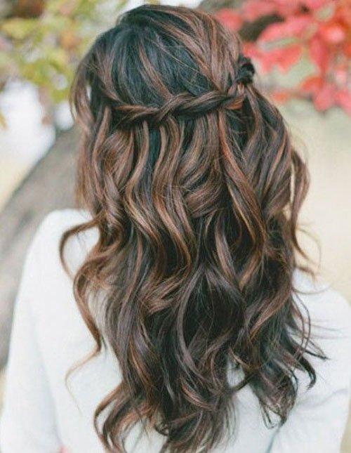 Cool 13 Half Up Half Down Wedding Hairstyles To Try Now Short Hairstyles Gunalazisus