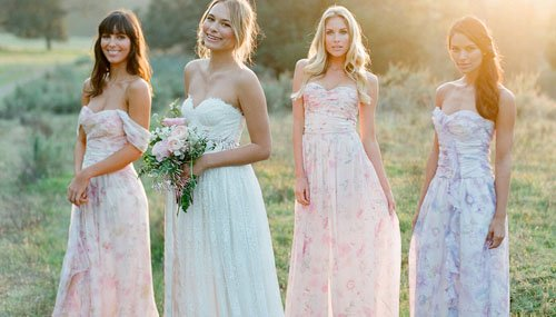 Where to Find the Best Bridesmaid Dresses Online