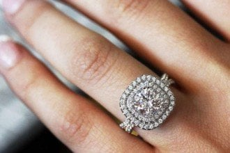 The Best Halo Engagement Rings