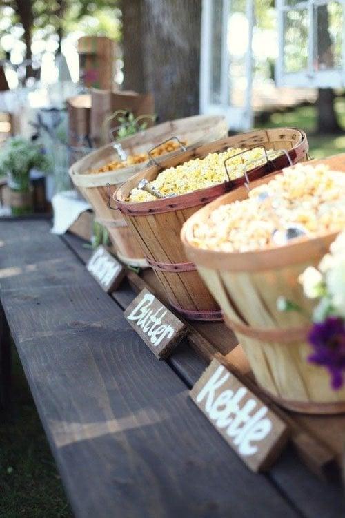16 Fun Ideas For Bridal Shower Food