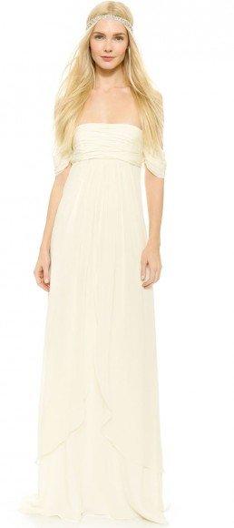 Rachel Zoe Elle Empire Petal Gown • Rachel Zoe • $695
