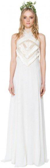 Persephone Fringe Gown • Mara Hoffman • $750
