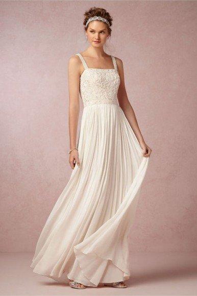 Carolina Gown • BHLDN • $600