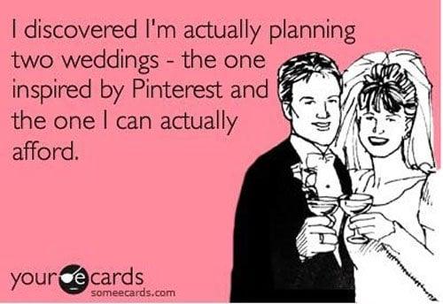 I love/hate Pinterest